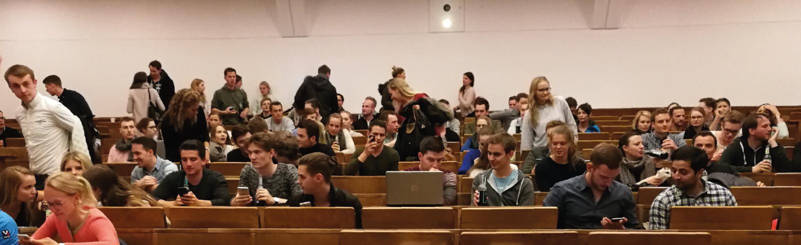 Studenten in Münster lieben liba